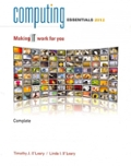 Computing Essentials 2012 Complete Edition