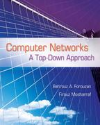 Computer Networks: A Top Down Approach 1st edition 9780073264530 0073264539