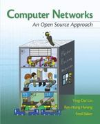 Computer Networks: An Open Source Approach 1st edition 9780073376240 0073376248
