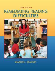 Remediating Reading Difficulties 6th Edition 9780078110245 0078110246