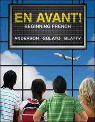 En avant: Beginning French 1st edition 9780077433147 0077433149