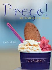 Prego! An Invitation to Italian 8th Edition 9780073386256 0073386251
