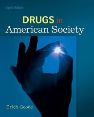 Drugs in American Society 8th edition 9780078111549 0078111544