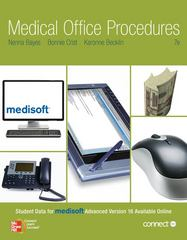 Medical Office Procedures 7th edition 9780073401980 0073401986