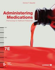 Administering Medications 7th edition 9780073374376 0073374377