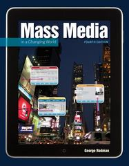 Mass Media in a Changing World 4th edition 9780073512013 007351201X