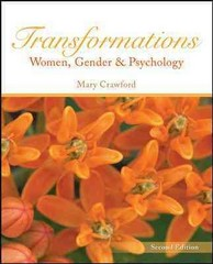 Transformations: Women, Gender and Psychology 2nd edition 9780077432959 0077432959
