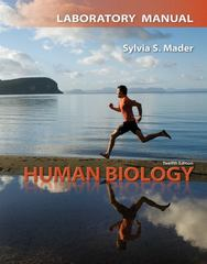 Lab Manual for Human Biology 12th edition 9780077348625 0077348621