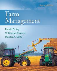 Farm Management 7th Edition 9780073545875 0073545872