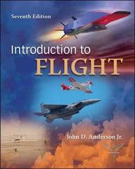 Introduction to Flight 7th Edition 9780073380247 0073380245