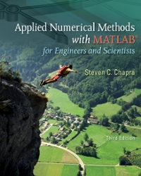 Applied Numerical Methods with MATLAB 3rd edition 9780073401102 0073401102