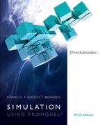 Simulation Using ProModel 3rd edition 9780073401300 0073401307