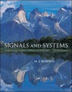 Signals and Systems: Analysis Using Transform Methods & MATLAB 2nd edition 9780077418854 0077418859