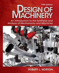Design of Machinery with Student Resource DVD 5th edition 9780077421717 007742171X