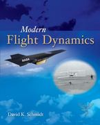 Modern Flight Dynamics 1st edition 9780073398112 007339811X