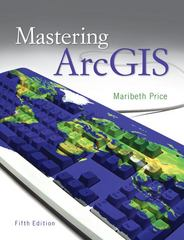 Mastering ArcGIS with Video Clips DVD-ROM 5th Edition 9780077462956 0077462955
