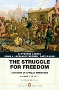 The Struggle for Freedom 2nd edition 9780205832422 0205832423