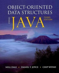Object-Oriented Data Structures Using Java 3rd Edition 9781449613556 1449613551