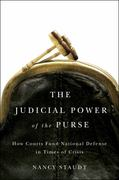 The Judicial Power of the Purse 0 9780226771144 0226771148