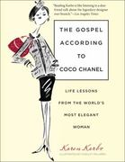 The Gospel According to Coco Chanel 0 9780762764150 0762764155