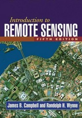 Introduction to Remote Sensing 5th Edition 9781609181765 160918176X
