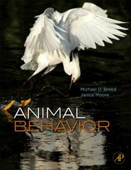 Animal Behavior 1st edition 9780123725813 012372581X