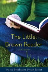 The Little Brown Reader 12th Edition 9780205028627 0205028624