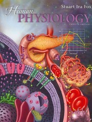 Human Physiology with Connect Plus Access Card 12th edition 9780077485306 0077485300