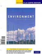 Environment: The Science behind the Stories, Books a la Carte Edition 4th edition 9780321721556 0321721551