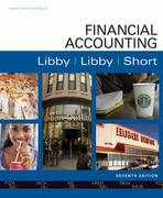 Loose Leaf for Financial Accounting 7th edition 9780077466862 0077466861