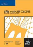 SAM 2003 Computer Concepts 3.1 4th edition 9781423912736 142391273X