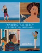 Exploring Psychology in Modules 8th edition 9781429275903 1429275901