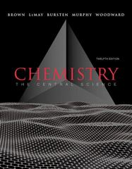 Chemistry 12th edition 9780321830548 0321830547