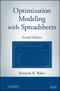 Optimization Modeling with Spreadsheets 2nd Edition 9780470928639 0470928638
