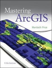 Mastering ArcGIS 5th Edition 9780073369327 0073369322