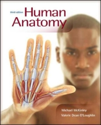 Human Anatomy with Connect Plus (Includes APR & PhILS Online) 3rd edition 9780077471903 0077471903