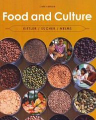 Food and Culture 6th edition 9780538734974 0538734973
