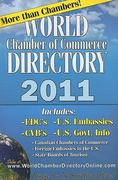 World Chamber of Commerce Directory 2011 0 9780943581248 0943581249