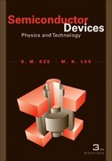 Semiconductor Devices 3rd Edition 9780470537947 0470537949