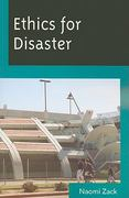 Ethics for Disaster 1st Edition 9780742564954 0742564959