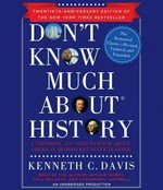 Don't Know Much About History, Anniversary Edition 20th edition 9780307714930 0307714934