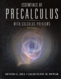 Essentials of Precalculus with Calculus Previews 5th edition 9781449614973 1449614973