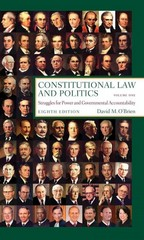 Constitutional Law and Politics 8th Edition 9780393935493 0393935493