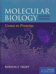 Molecular Biology 4th Edition 9781449600914 1449600913