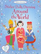 Sticker Dolly Dressing Around the World 0 9780794529680 0794529682