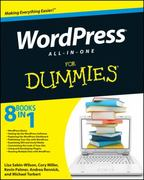 WordPress All-in-One For Dummies 1st edition 9780470877012 0470877014