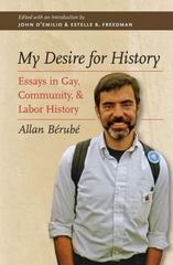 My Desire for History 1st edition 9780807877982 0807877980