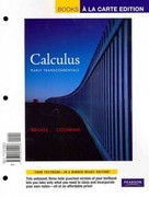 Calculus: Early Transcendentals, Books a la Carte Plus MyMathLab/MyStatLab Student Access Kit 1st Edition 9780321721761 0321721764