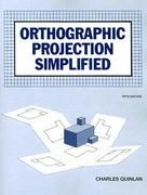 Orthographic Projection Simplified, Student Text 5th Edition 9780026773201 0026773201