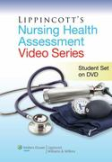 Lippincott's Nursing Health Assessment Video Series 1st Edition 9781608310944 1608310949